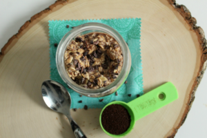 Chocolate-Coffee-Overnight-Oats-lean clean brie