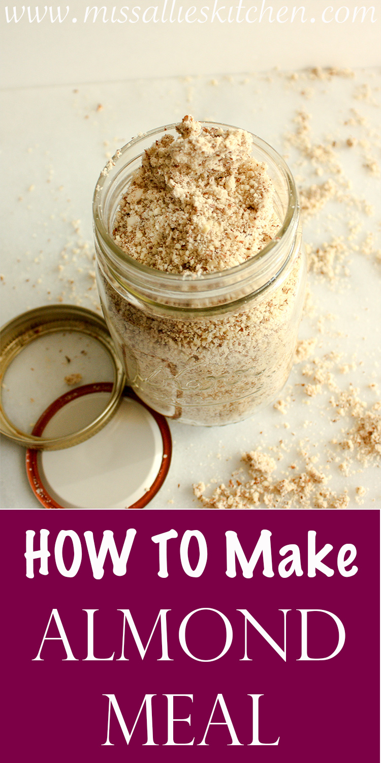 how-to-make-almond-meal