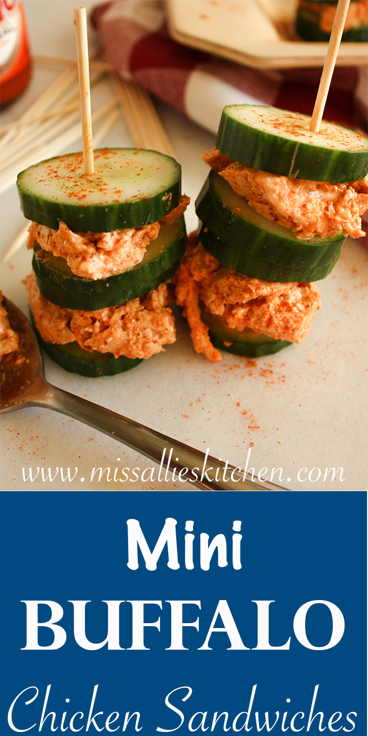 mini-buffalo-chicken-sandwiches