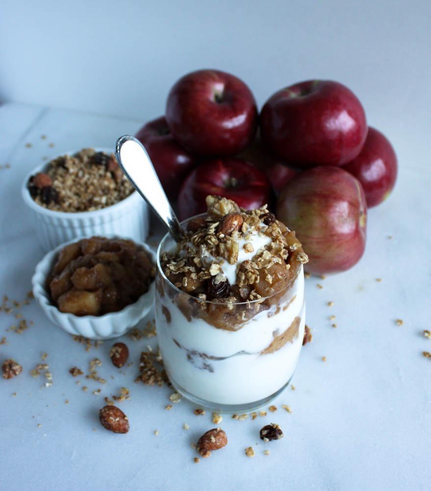 Apple Cinnamon Breakfast Ideas
