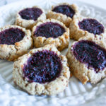 Superfood Overnight Thumbprint Cookies
