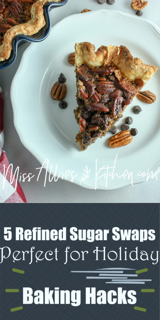5 Refined Sugar Swaps Perfect for all of Your Holiday Baking