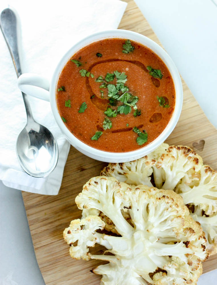 Whole 30 Tomato Soup