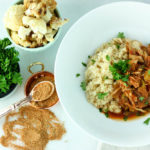Cajun Chicken and Cauli Rice Bowls
