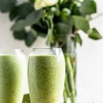 Easy Green Apple Smoothie
