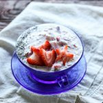 Strawberry Kefir Overnight Oats