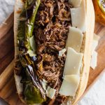 Healthier Slow Cooker Brisket Sandwiches – 2 Ways!