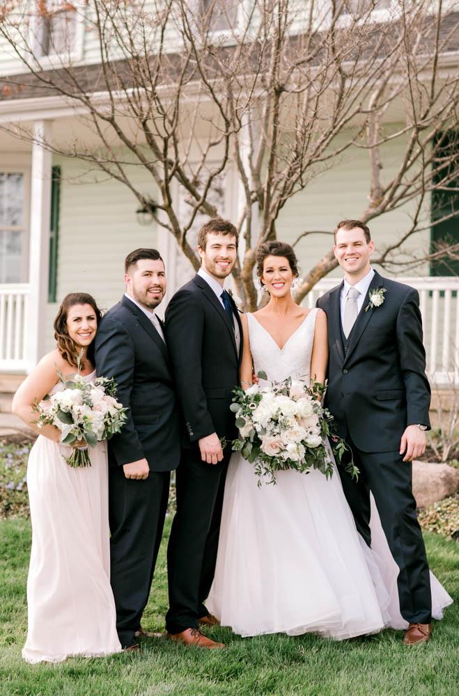 traditional wedding family photos