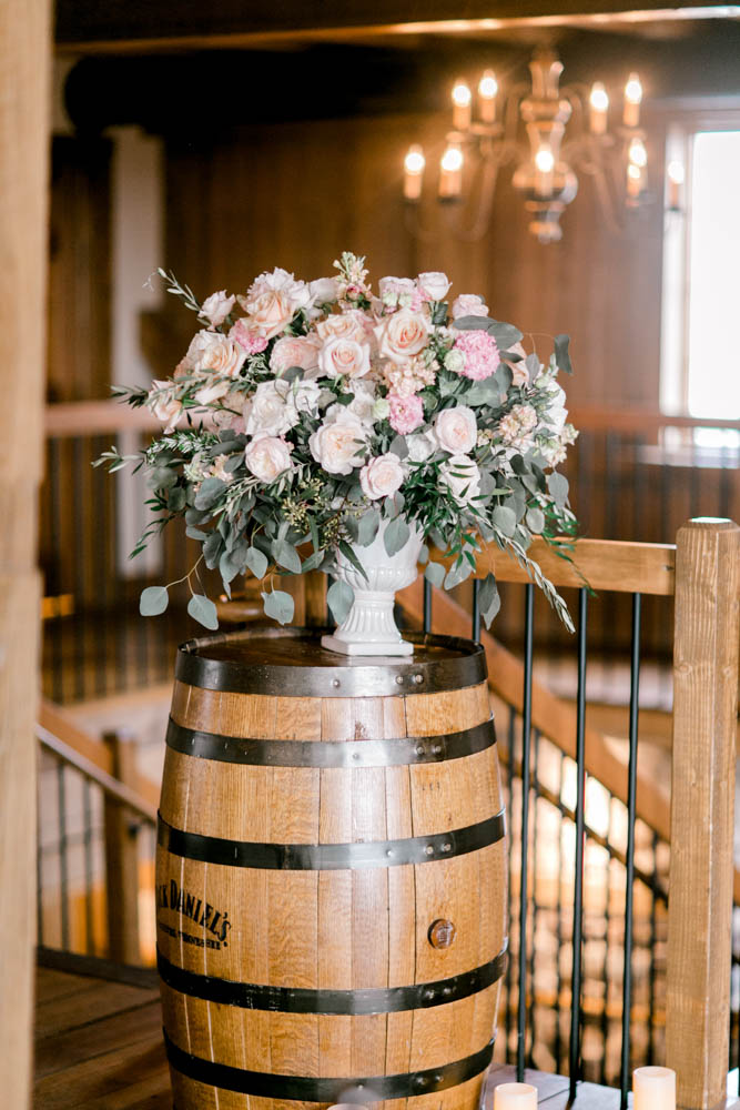 updated rustic florals