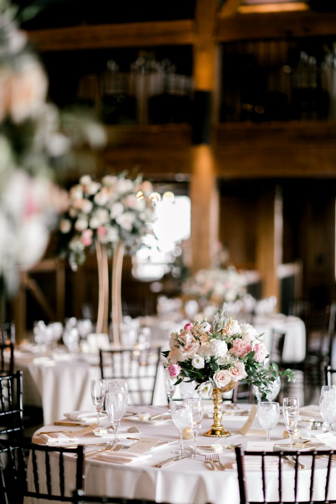 modern farmhouse wedding