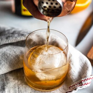How to Make a Classic Old Fashioned Cocktail
