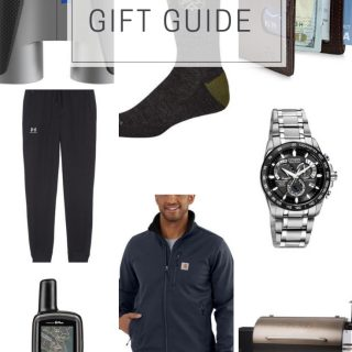 The Gift Guide for the Outdoorsy Guy