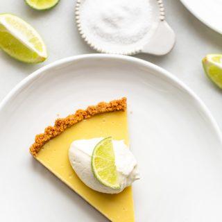 Tequila Key Lime Pie