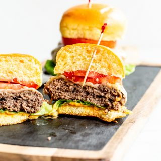 How to Make The Juiciest Elk Burgers