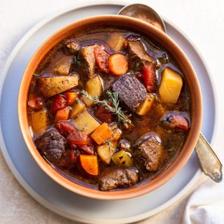 The Best Venison Stew You'll Ever Eat