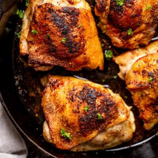 Totally Craveable Chicken Thigh Recipes