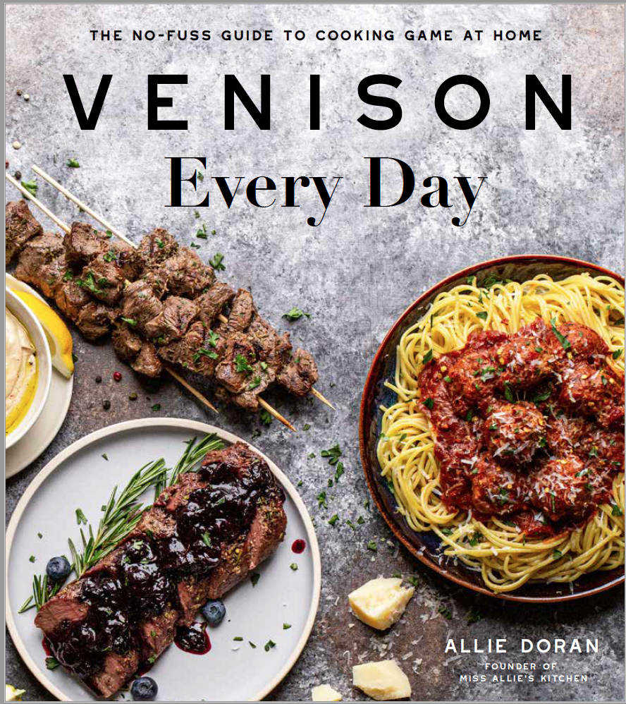 Venison Recipe Cookbook - Venison Every Day