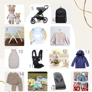 MAK's Gift Guide for the Adventurous Babe | Practical Gear, Apparel & Toys