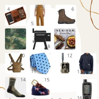 MAK'S Gift Guide for the Outdoorsy Guy Who Has Everything