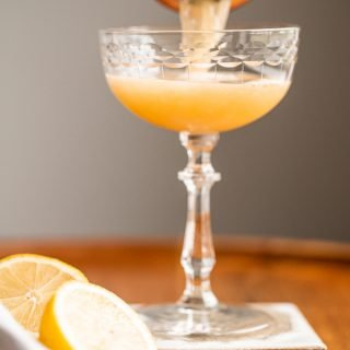 Perfect Whiskey Sour Recipe| (no sour mix, all-natural)